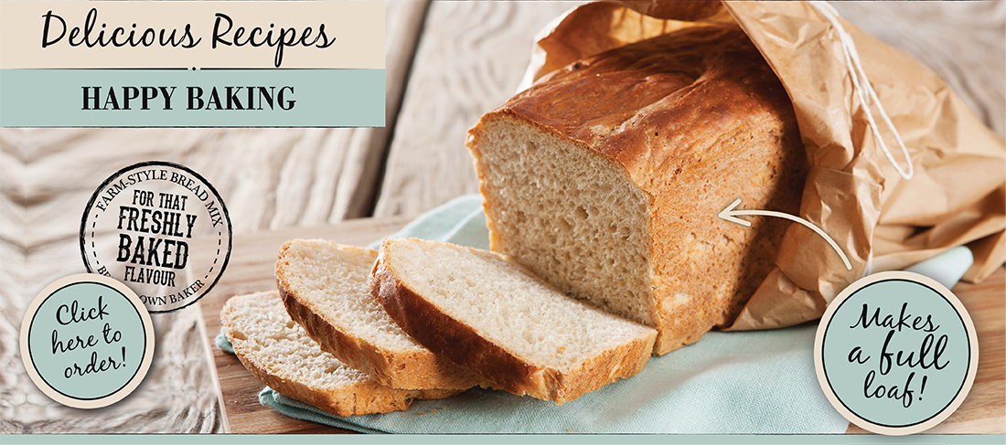 RECIPE BANNERS